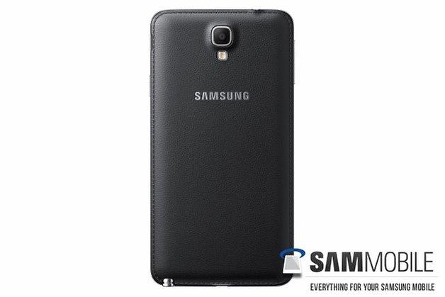 Les photos de presse du Galaxy Note 3 Neo