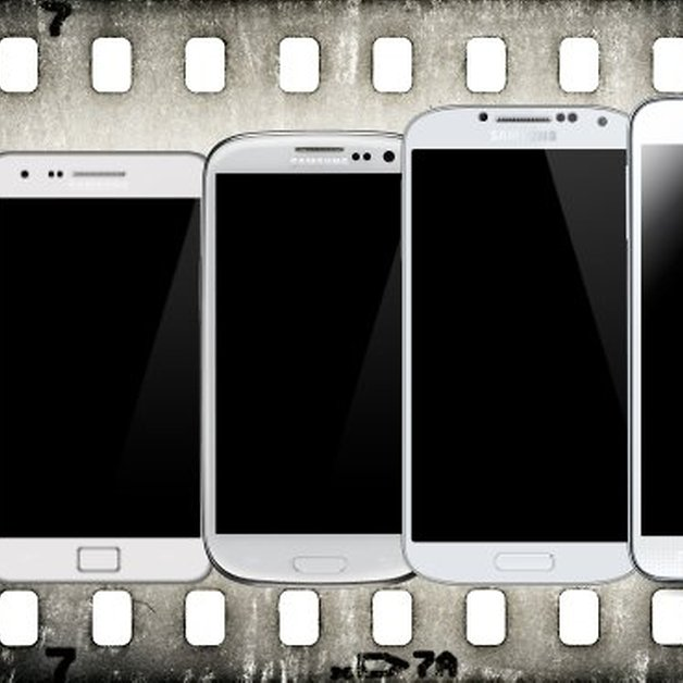 Smartphone Evolution The Galaxy S Series Androidpit