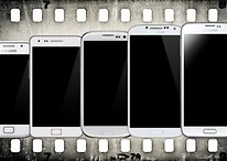 Smartphone Evolution: the Galaxy S series