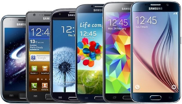 Galaxy S evolution new