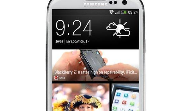 Sense 5 para o Galaxy S3 já disponível