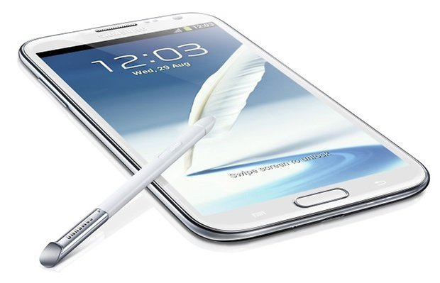 Galaxy Note 2 tweaser
