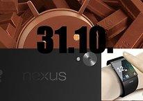 Google Gem: Kommt am 31. Oktober auch eine Nexus-Smartwatch?