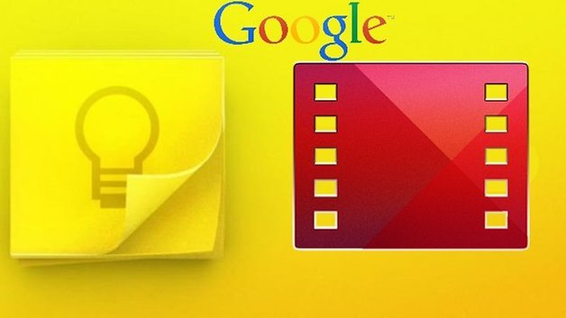 Google keep movies