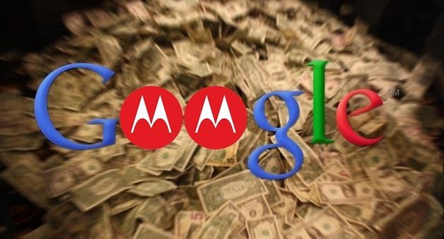 Google motorola quarterly earnings