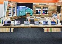 Erster Google-Shop in Deutschland samt Liquid Galaxy eröffnet