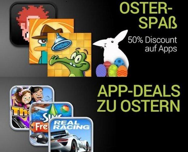 Google Play Ostern