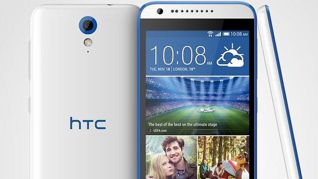 HTC Desire 620 teaser