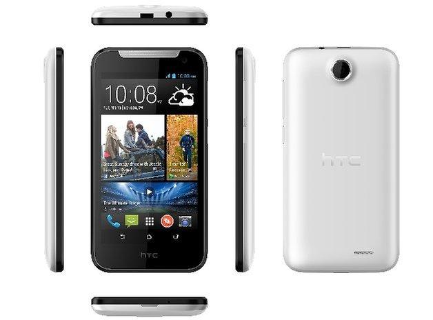 HTC Desire white2