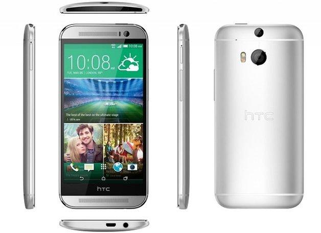 HTC One M8 Press Photo