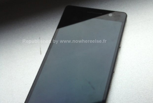 Huawei Ascend P6 001 teaser