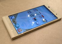 Huawei Ascend P6: Neue Bilder der iPhone-Flunder