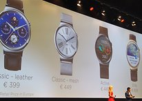 Huawei Watch, G8, Mate S : découvrez les nouveautés du fabricant chinois