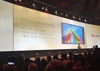 Huawei Mate S launches at IFA 2015 alongside Huawei Watch