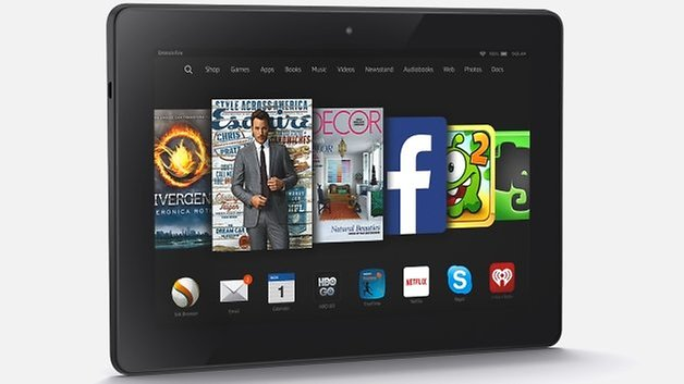 Kindle Fire HDX 9
