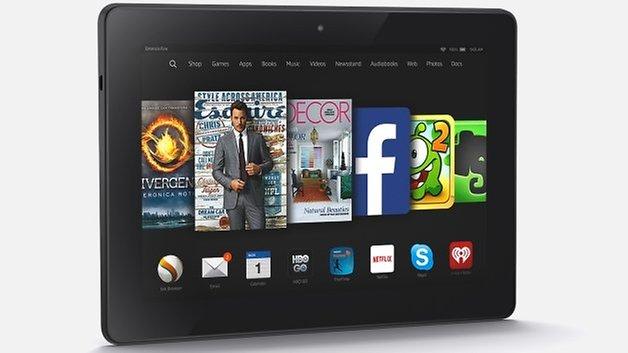 Kindle Fire HDX 9