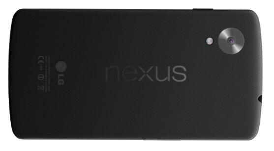 LG nexus 5 rendering square