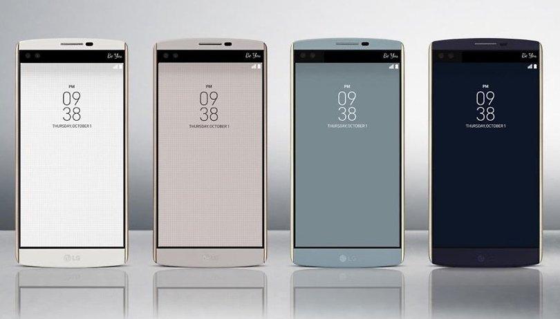 6 motivos pelos quais queremos o LG V10 no Brasil!