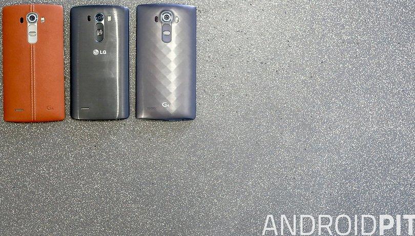 LG G4 vs. LG G3: Genug Upgrade für einen Umstieg?