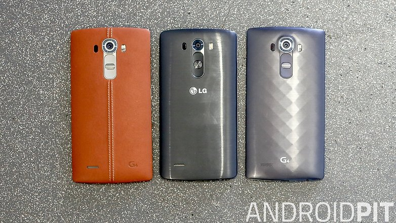 LG G3 VS LG G4 1 4