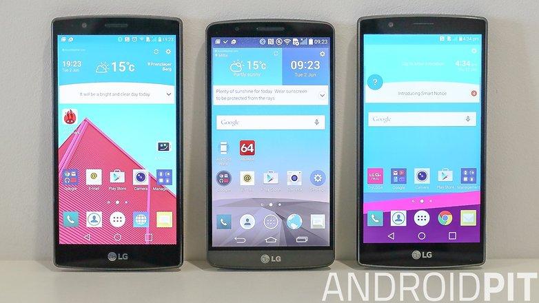 LG G3 VS LG G4 1 6