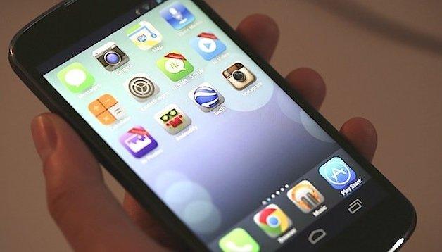 Launcher: iOS 7 auf Eurem Android-Smartphone
