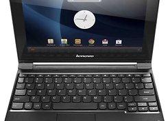 Lenovo IdeaPad A10 front