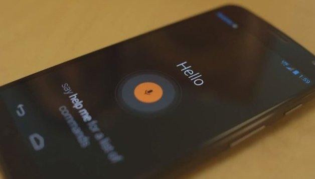 Moto X: mais vídeos mostram o controle de voz e benchmark