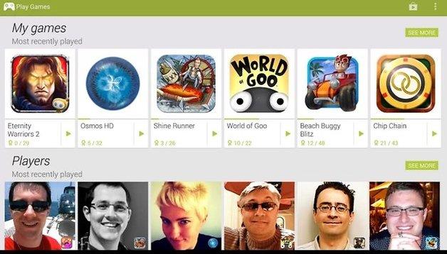 Google Play Games, scopriamo il game center Android