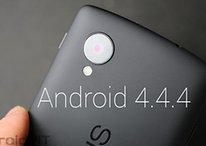 Android KitKat 4.4.4: Update wird an Nexus-Geräte verteilt