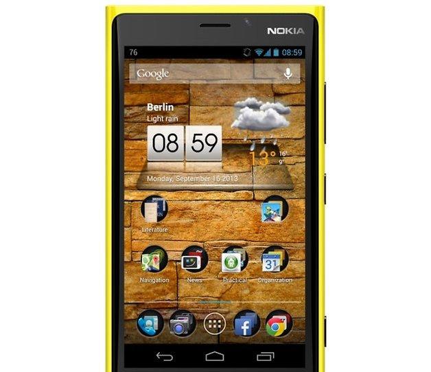 Nokia Lumia 920 android