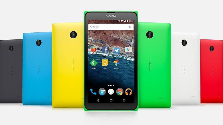 Nokia android hero2