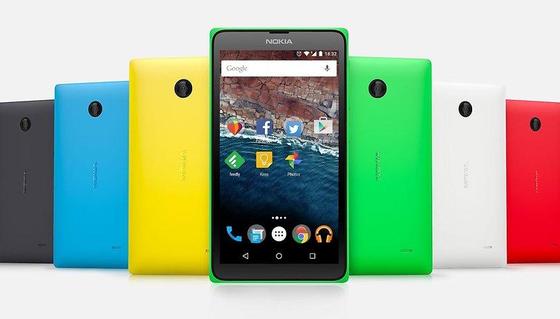 Bilder des Nokia C1: Sieht So das große Android-Comeback aus?
