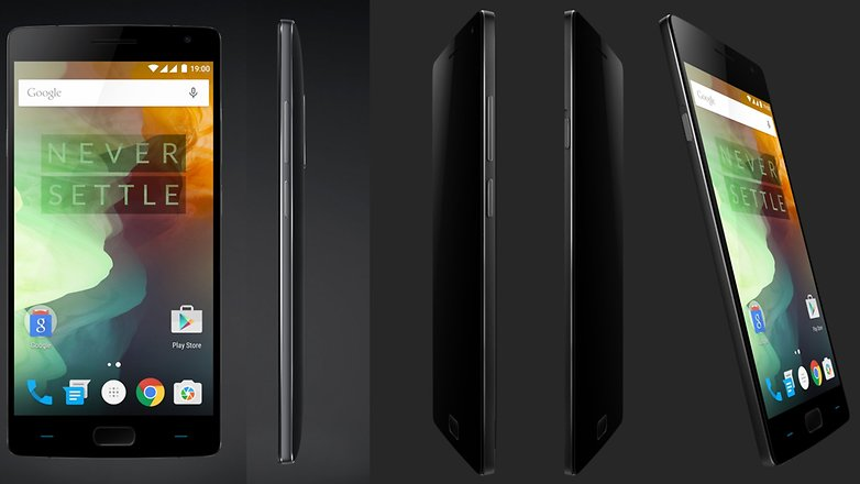 oneplus 2 sides front