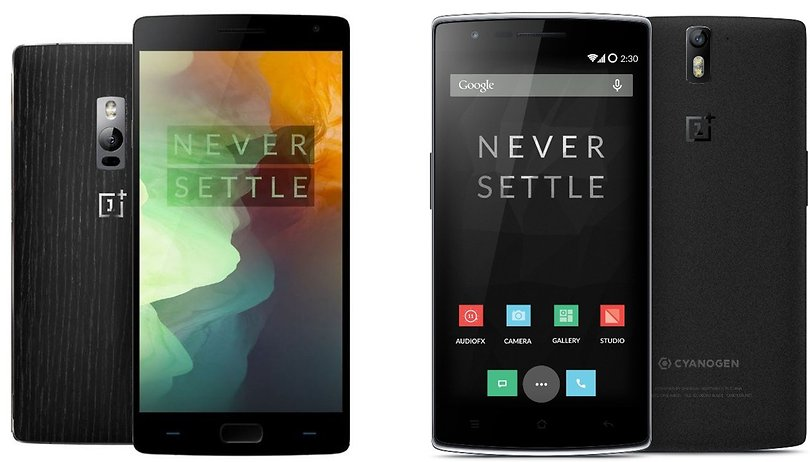 Test comparatif : OnePlus 2 vs OnePlus One