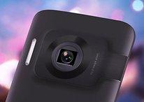 Oppo N1: Chinesisches Kamera-Phone mit Touch Panel auf dem Rücken