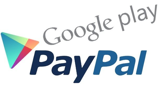 google play paypal zahlungsmethode ungültig