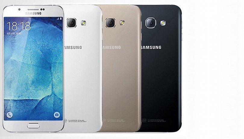 Samsung Galaxy A8: El terminal más bonito de Samsung se queda en China