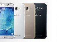 Galaxy A8: anunciado o smartphone mais fino da Samsung