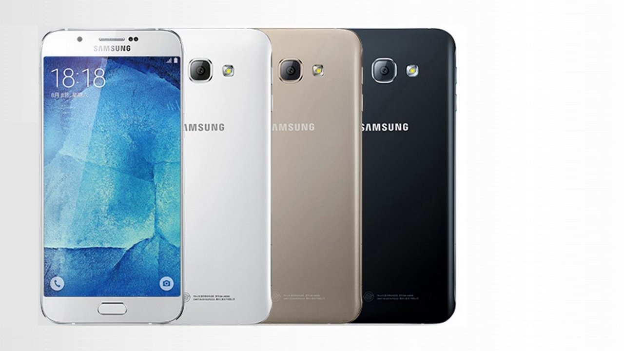 galaxy a8 anunciado o smartphone mais fino da samsung androidpit. Black Bedroom Furniture Sets. Home Design Ideas