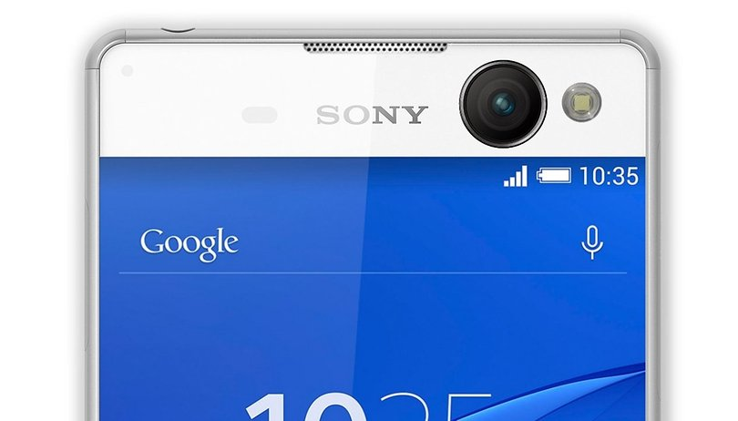 Sony Xperia C5 Ultra: Sonys erstes rahmenloses Smartphone