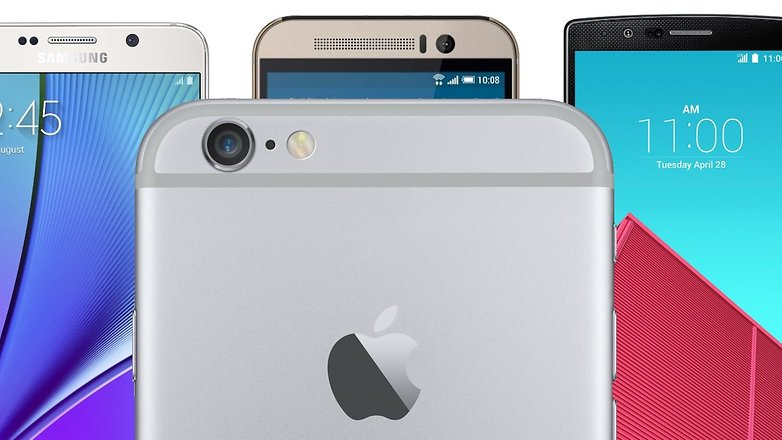 iphone 6 android phones
