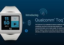 Toq Smart Watch: Qualcomm challenges the Galaxy Gear