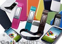 Galaxy S4: accessori per la vita di tutti i giorni