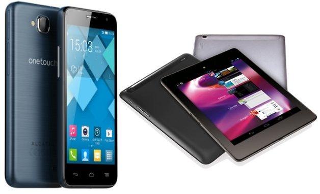 alcatel mini tablet