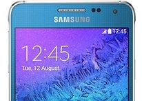Galaxy Alpha: Erste Wallpaper tauchen im Play Store auf