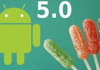 Wallpaper e suonerie di Android 5.0 Lollipop pronte al download