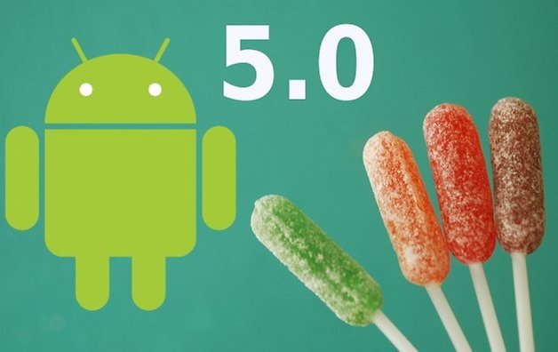 android 5 lollypop
