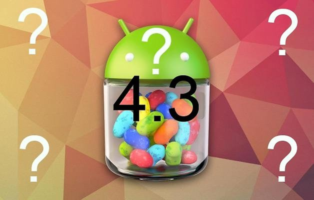 android jelly bean surprise