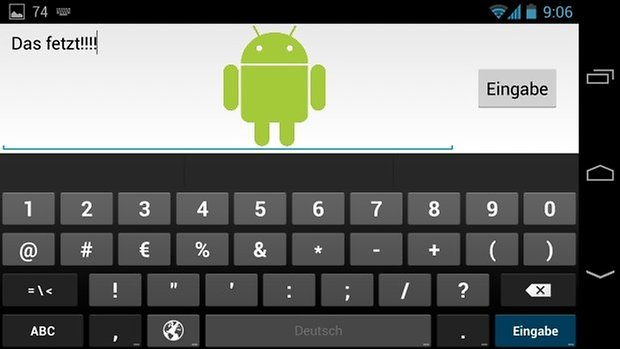 android keyboard 3